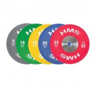 Набор дисков 10 шт HMS TBR PROFI SET