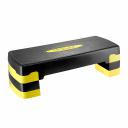 Степ-платформа 3-ступенчатая 4FIZJO 4FJ0149 Black/Yellow