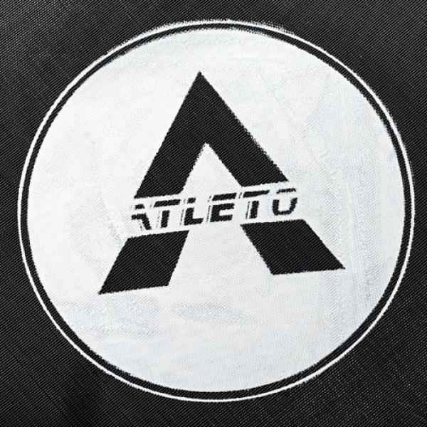 Батут Atleto 183 см с сеткой синий (20000602)