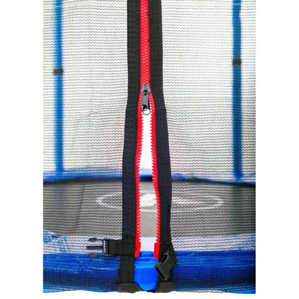 Батут Atleto 140 см с сеткой синий (21000400)