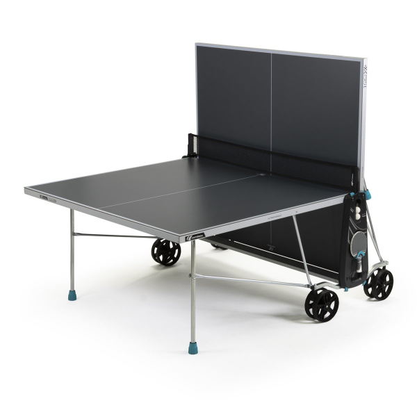 Всепогодный теннисный стол Cornilleau 100X серый