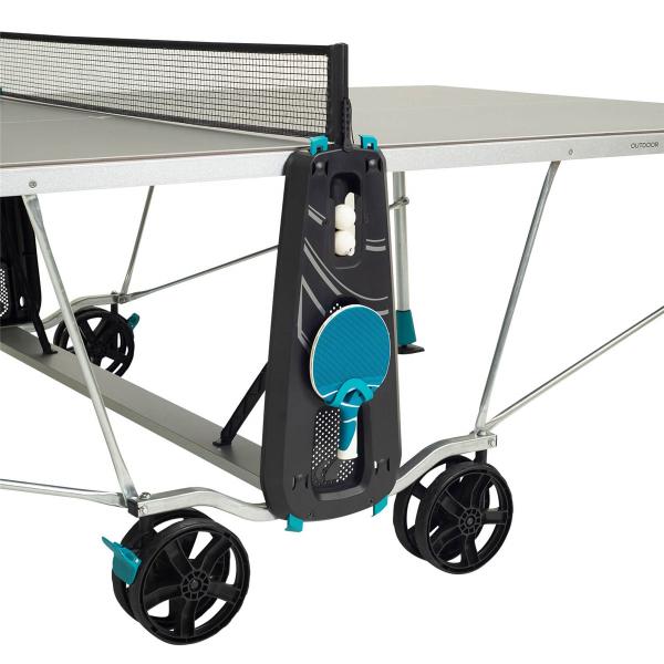 Всепогодный теннисный стол Cornilleau 200X серый