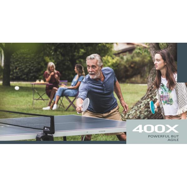Всепогодный теннисный стол Cornilleau 300X DELTA синий