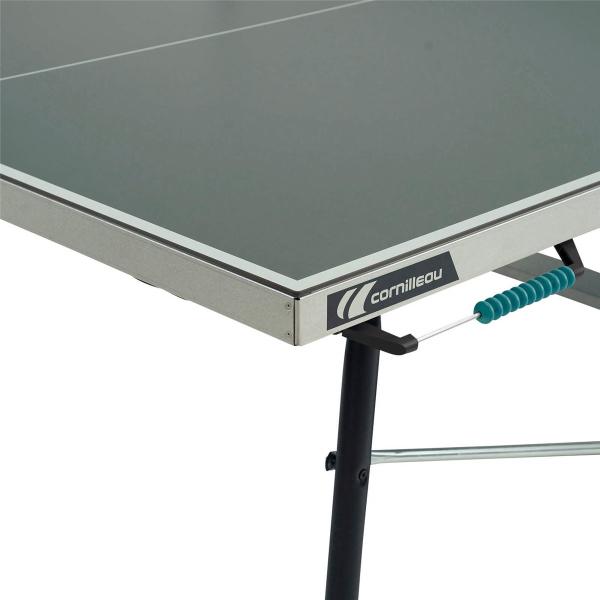 Всепогодный теннисный стол Cornilleau 300X серый