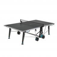Всепогодный теннисный стол Cornilleau 400X DELTA серый