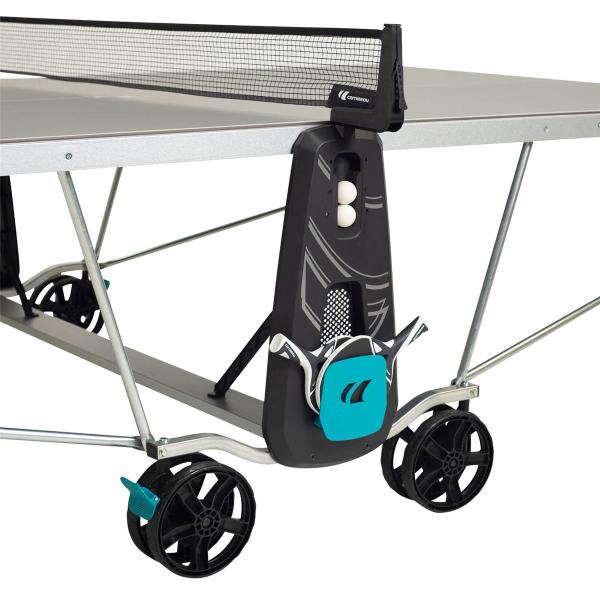 Всепогодный теннисный стол Cornilleau 400X серый