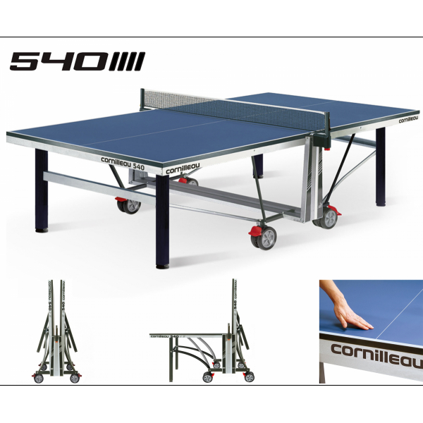 Теннисный стол Cornilleau 540 Competition Pro ITTF Indoor