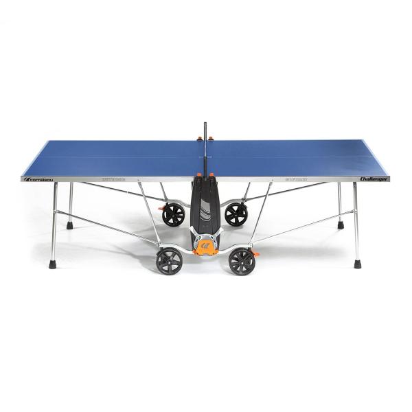 Всепогодный теннисный стол Cornilleau Challenger синий