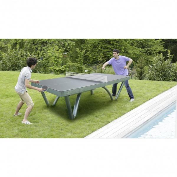 Всепогодный, парковый, антивандальный, профессиональный теннисный стол Cornilleau Pro Park Outdoor