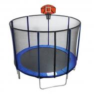 Батут c баскетбольным щитом EnergyFIT GB10103-10FT