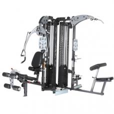 Фитнес станция Finnlo Inspire M5 + Leg Press LP3, Black (3964-3973)