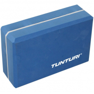 БЛОК ДЛЯ ЙОГИ TUNTURI YOGA BLOCK BLUE 14TUSYO018