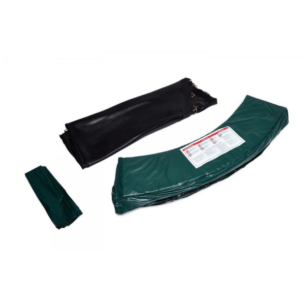 Батут Fit-On 12FT (366 см) с сеткой Maximal Safe (F9661)