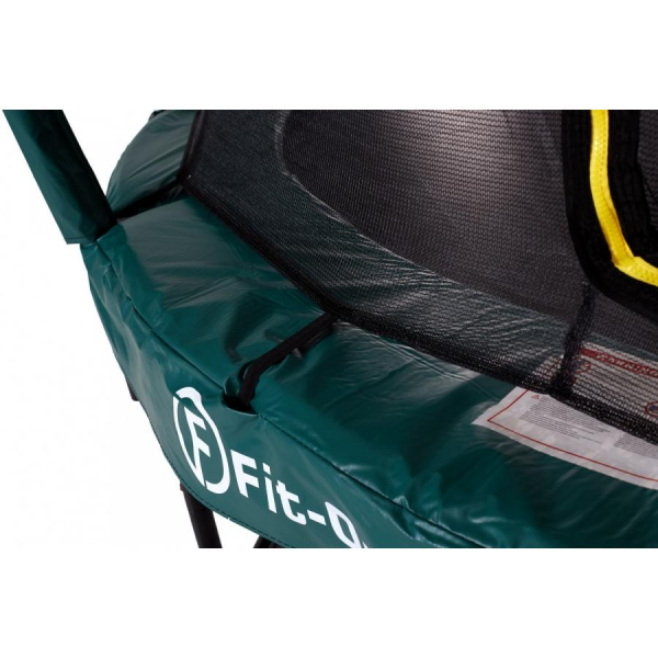 Батут Fit-On 16FT (488 см) с сеткой Maximal Safe (F9663)