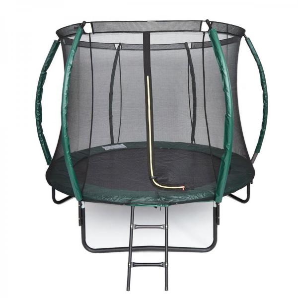Батут Fit-On 8FT (252 см) c сеткой Maximal Safe (FN2518)
