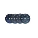 Комплект бамперных дисков для кроссфита Fitness Service 100 кг