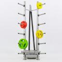Подставка (стойка) для штанг фитнес памп Fitnessport DR-18