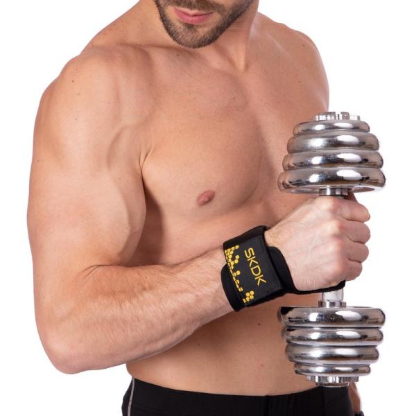 Гантели разборные Fitnessport GC-20 20 кг хромированные