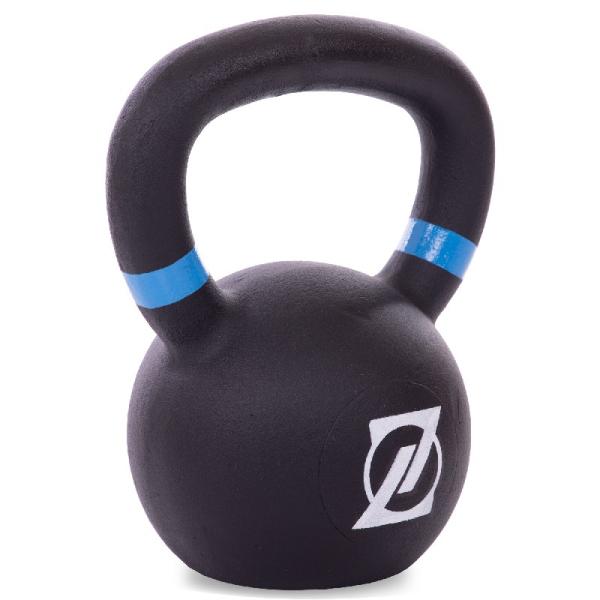 Гиря чугунная окрашенная 12 кг Fitnessport GR-01-12kg