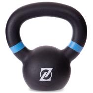 Гиря чугунная окрашенная 6 кг Fitnessport GR-01-6kg
