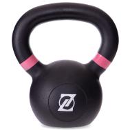 Гиря чугунная окрашенная 8 кг Fitnessport GR-01-8kg