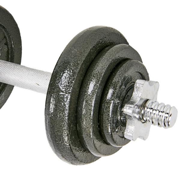 Гантели разборные Fitnessport GS-20 20 кг стальные