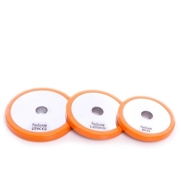 Набор гантелей разборных Fitnessport NGS-20 20 кг стальные
