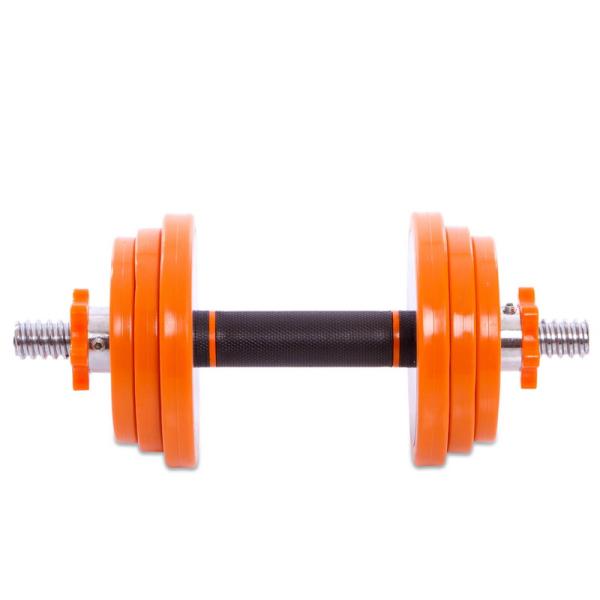 Набор гантелей разборных Fitnessport NGS-30 30 кг стальные