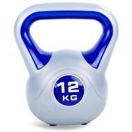 Гиря пластиковая 12 кг Fitnessport PR-01-12kg