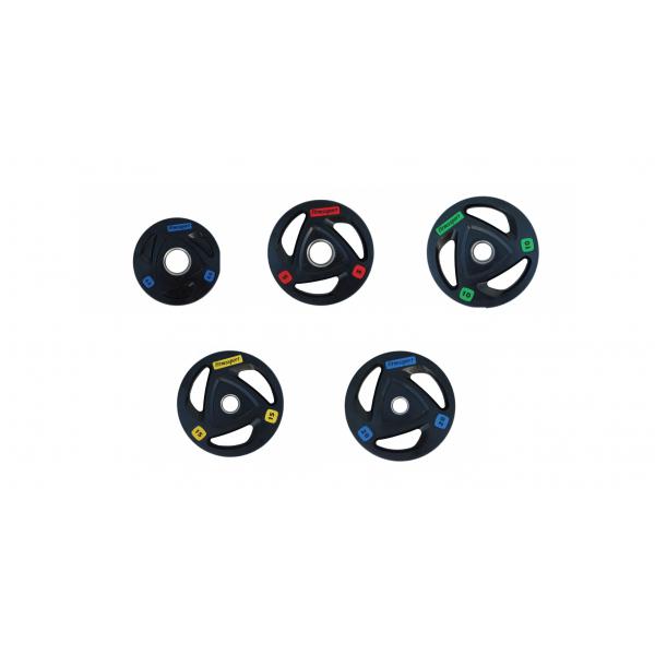 Набор дисков для штанги Fitnessport RCP17 105 кг
