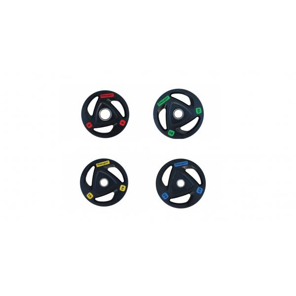 Набор дисков для штанги Fitnessport RCP17 100 кг