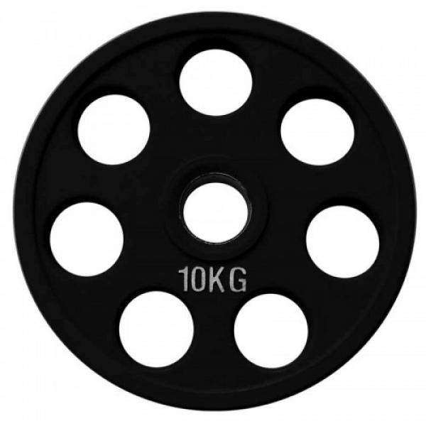 Набор дисков для штанги Fitnessport RCP18 157,5 кг