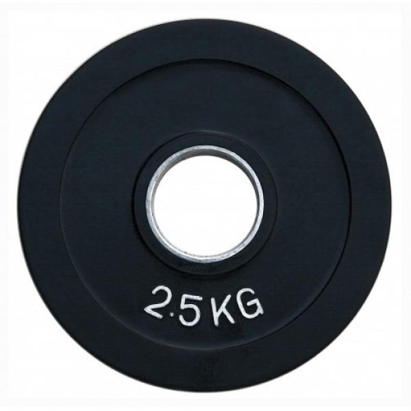 Набор дисков для штанги Fitnessport RCP18 125 кг
