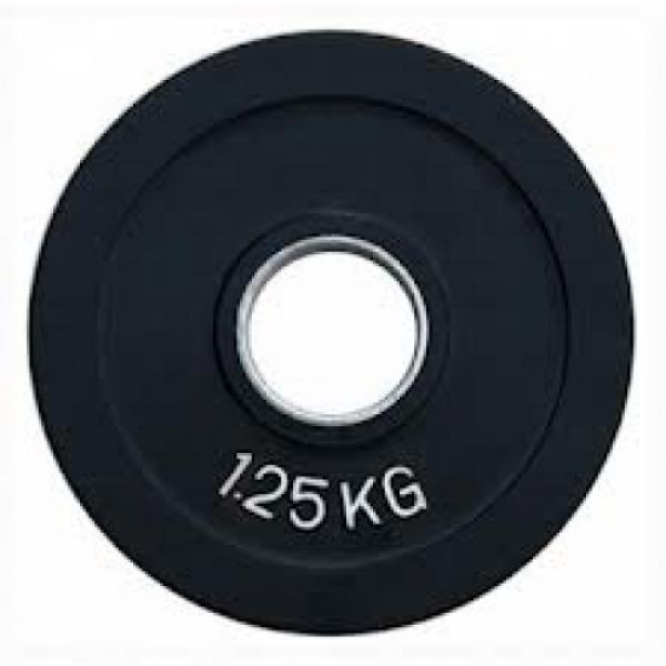 Набор дисков для штанги Fitnessport RCP19 107,5 кг