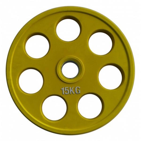 Набор дисков для штанги Fitnessport RCP19 157,5 кг