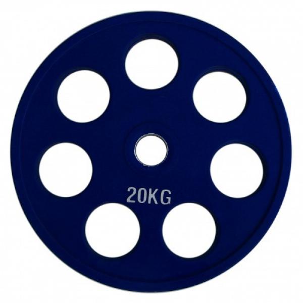 Набор дисков для штанги Fitnessport RCP19 150 кг