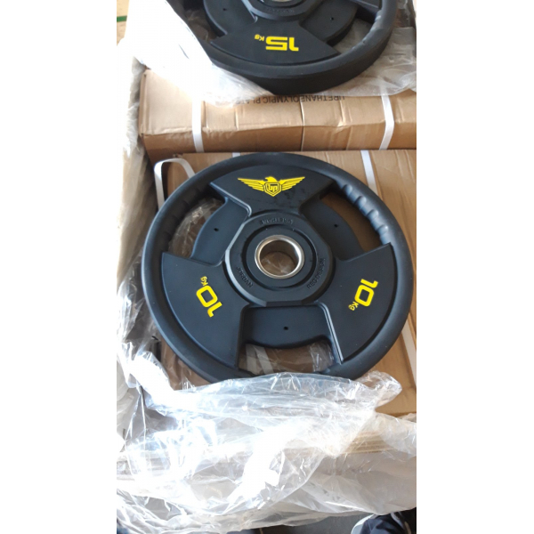 Набор дисков для штанги Fitnessport RCP21 107,5 кг