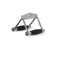 Двойная рукоятка для гребной тяги Fitnessport МB-02