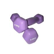 Гантель аэробная виниловая 0,5 кг Fitnessport VDD-01-0,5к
