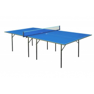 Теннисный стол GSI-Sport Hobby Light Blue Gk-1
