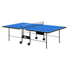 Теннисный стол складной GSI-Sport Athletic Premium Blue Gk-3.18