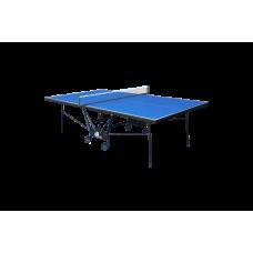 Теннисный стол складной GSI-Sport Compact Premium Blue Gk-6