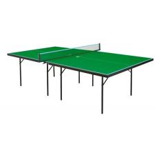 Теннисный стол GSI-Sport Hobby Strong Green Gp-1s