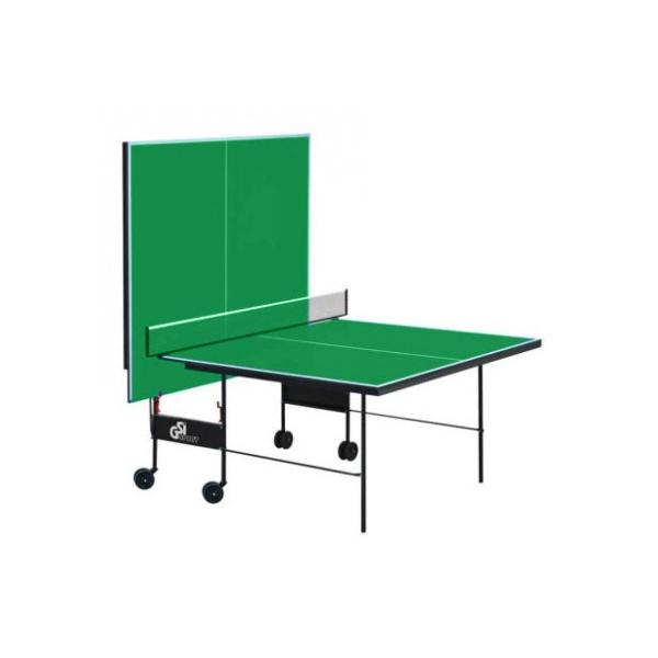 Теннисный стол складной GSI-Sport Athletic Strong Green Gp-3