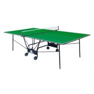 Теннисный стол складной GSI-Sport Compact Light Green Gp-4