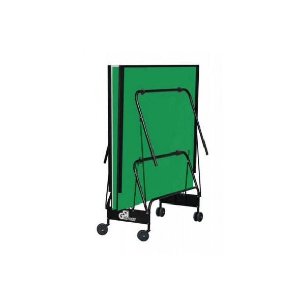 Теннисный стол складной GSI-Sport Compact Strong Green Gp-5