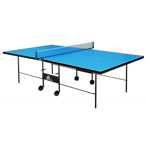Всепогодный теннисный GSI-Sport стол Athletic Outdoor Blue Od-2