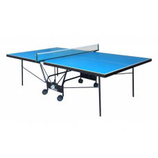 Всепогодный теннисный GSI-Sport стол Compact Outdoor Blue Od-4