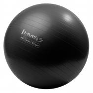 Мяч для фитнеса (фитбол) HMS YB02 65 см Anti-Burst Black