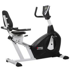Горизонтальный велотренажер Hammer Comfort XTR (4853)
